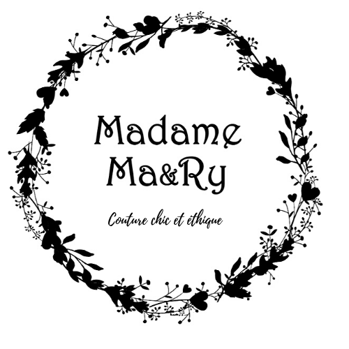 Madame Ma&Ry   La mode intemporelle et éco-responsable